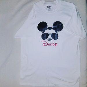 Mickey Mouse Disney Trip shirt Daddy Size M